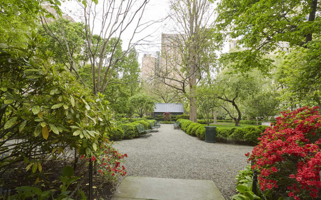 THE HISTORY OF GRAMERCY PARK