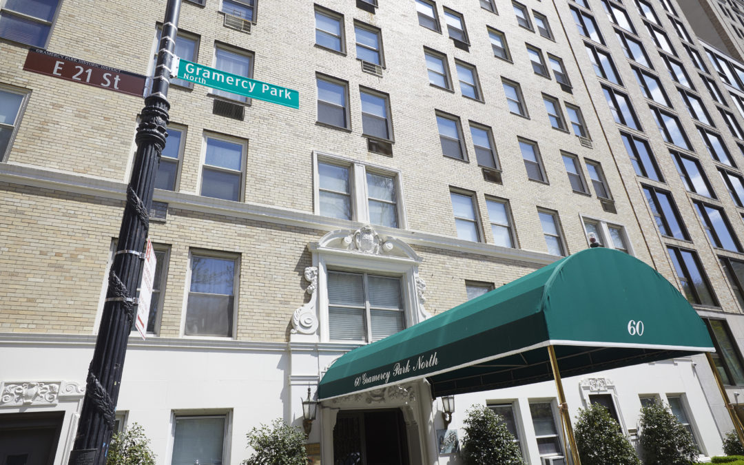 JUST SOLD, TWO BACK TO BACK SALES IN 60 GRAMERCY PARK NORTH